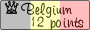 Belgium 12 points on Kooolman.net